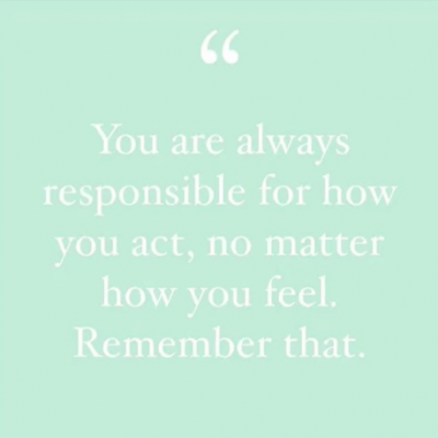 YouAreAlwaysResponsible